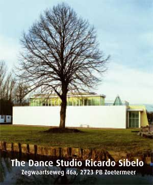 The Dance Studio Ricardo Sibelo